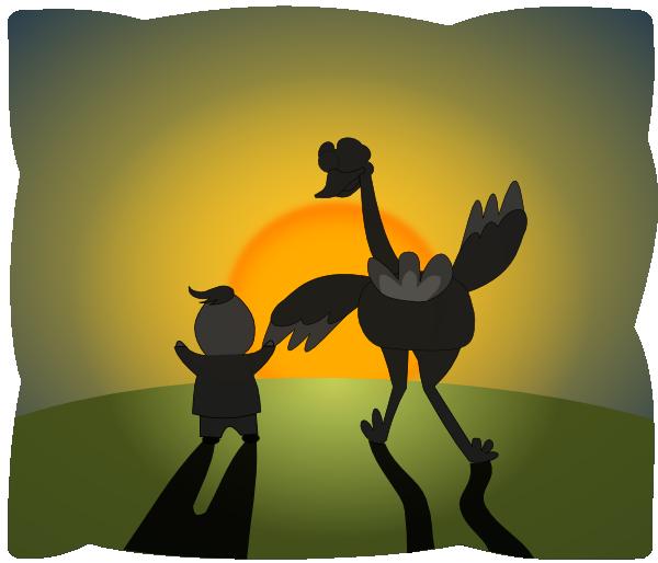Ostrich Ride 07