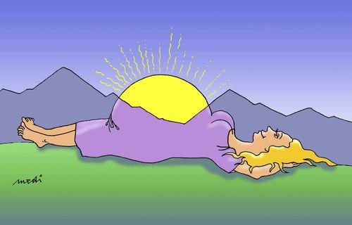 Pregnant's dream