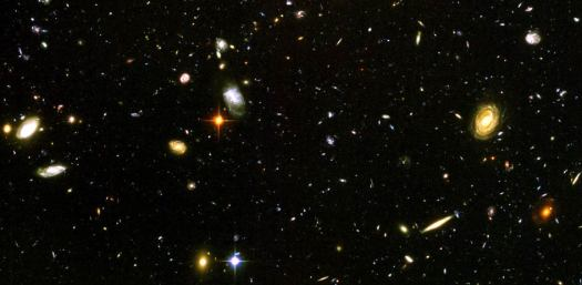 hubble-deep-space