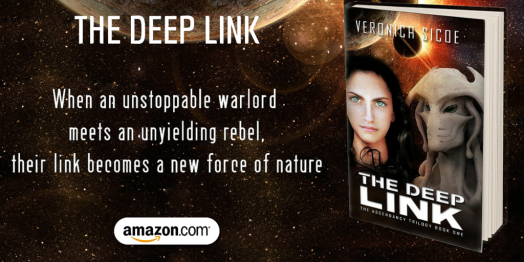 THE DEEP LINK Available NOW on Amazon!