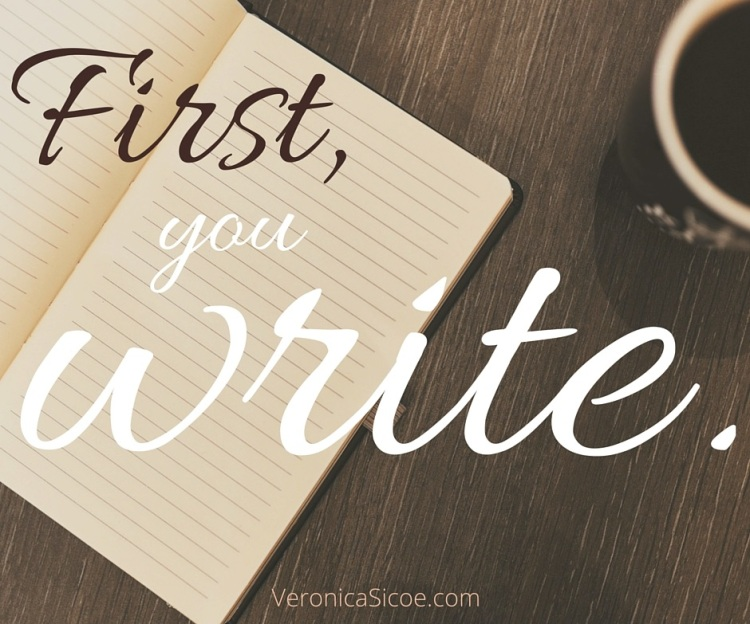First, you write -- Veronica Sicoe