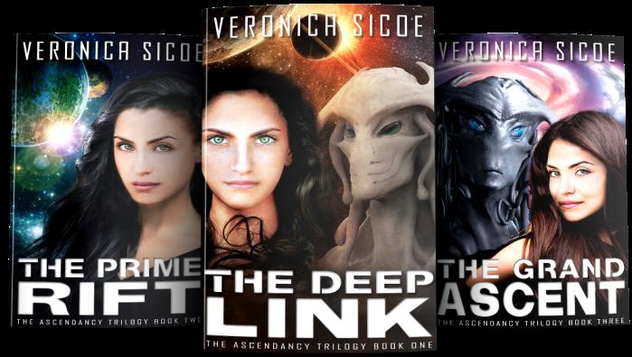 Veronica Sicoe The Ascendancy Trilogy